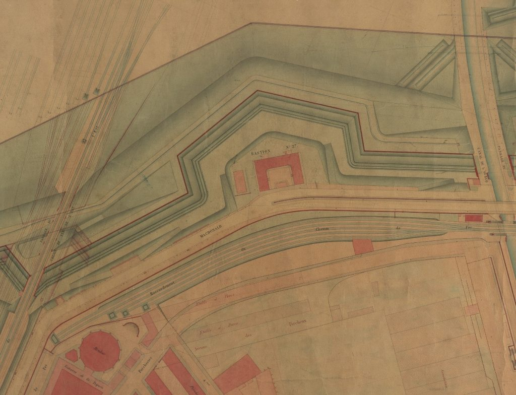 quartier du Pont de Flandres, fin XIXe s. - 129e feuille (AD75, PP 11890)