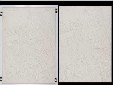 Atlas 1900 : exemple d'une feuille